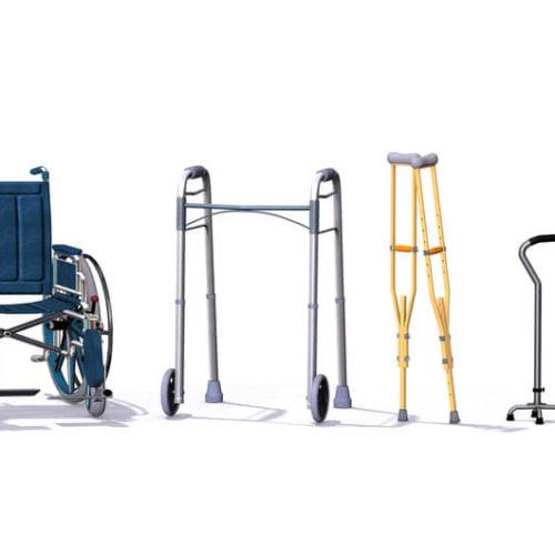 Wózek inwalidzki – możesz go wypożyczyć!