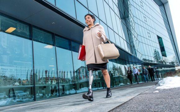 Dofinansowanie do protezy kończyny