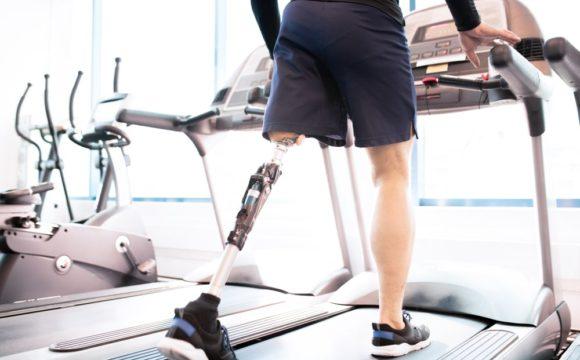 Protezy do biegania