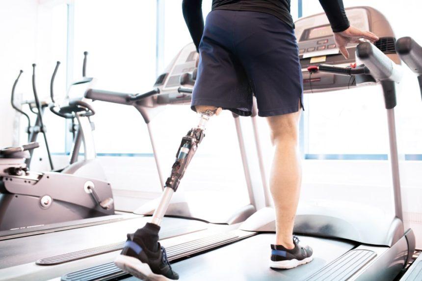 Amputacja kończyny dolnej a sport i rekreacja