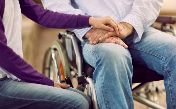Opieka nad osobą niepełnosprawną ruchowo