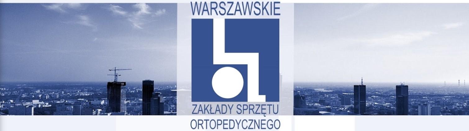 Warszawskie Zakłady Sprzętu Ortopedycznego - O nas